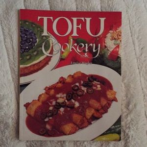 Tofu Cookery cookbook by Louise Hagler